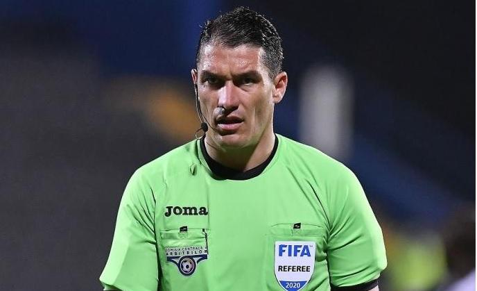 Istvan Kovacs, în timpul unui meci