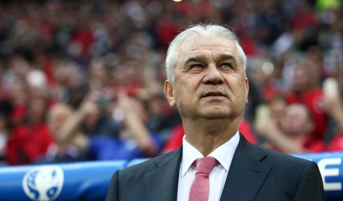 Anghel Iordănescu, fost selecţioner România