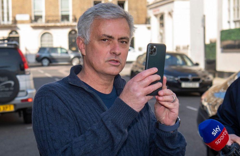 Jose Mourinho şi-a găsit un nou job! Ce va face portughezul după ce a fost concediat de Tottenham