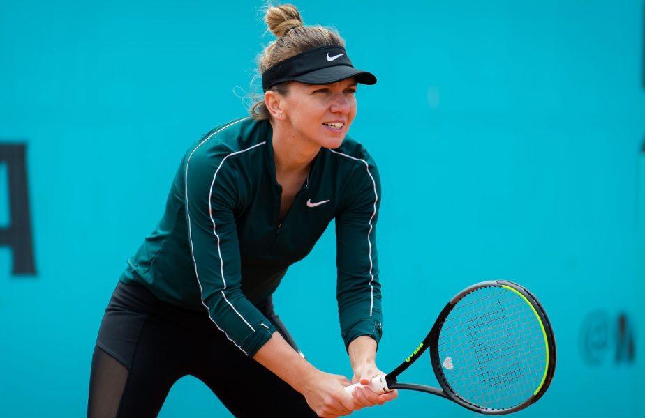 Simona Halep – Sara Sorribes Tormo 6-0, 7-5. Simo, emoții uriașe în al doilea set. Românca avansează în turul al doilea la Madrid