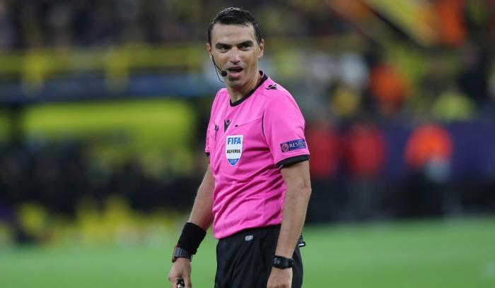 Ovidiu Hațegan, primul meci la Euro 2020! Ce duel de top va conduce arbitrul român