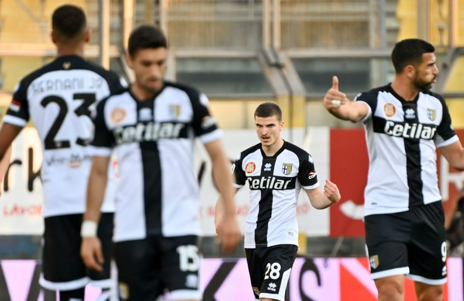 Valentin Mihăilă s-a accidentat şi riscă să rateze partida cu Torino. Anunţul făcut de Parma