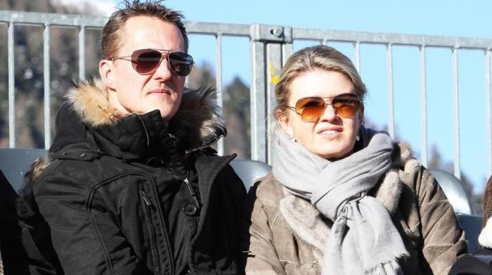 Cum a fost surprinsă fiica lui Michael Schumacher, la 7 ani şi jumătate de la teribilul accident de schi. Fata este de o frumuseţe răpitoare