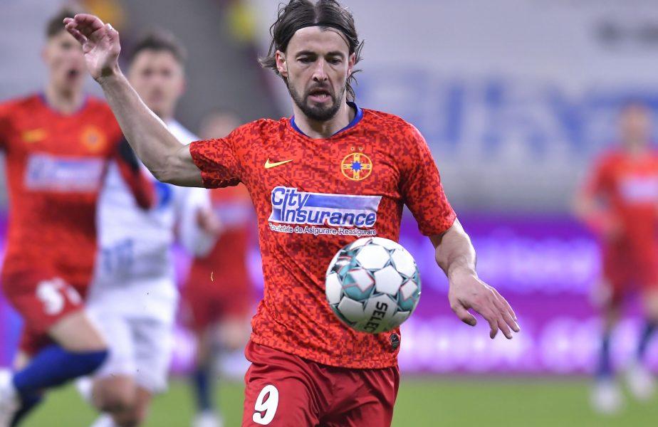 """Ante Vukusic, dezvăluiri despre """"infernul"""" trăit la FCSB: """"Gigi Becali face totul prin telefon, are un om pe bancă! Sună un jucător în fiecare zi"""""""