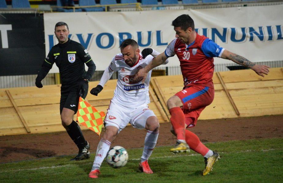 Sepsi – FC Botoșani 1-0. Safranko își ia rămas bun de la suporteri cu un gol decisiv