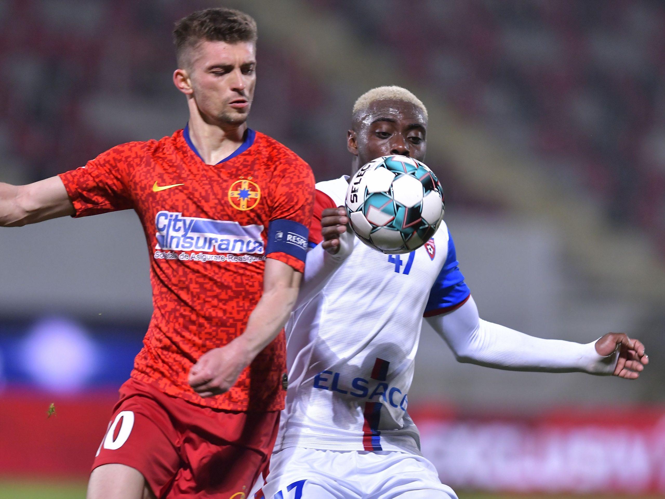 """Florin Tănase e golgheterul Ligii 1, dar nu și-a impresionat toți rivalii: """"Nu e foarte greu de ținut!"""" Cuvinte mari la adresa lui Octavian Popescu"""