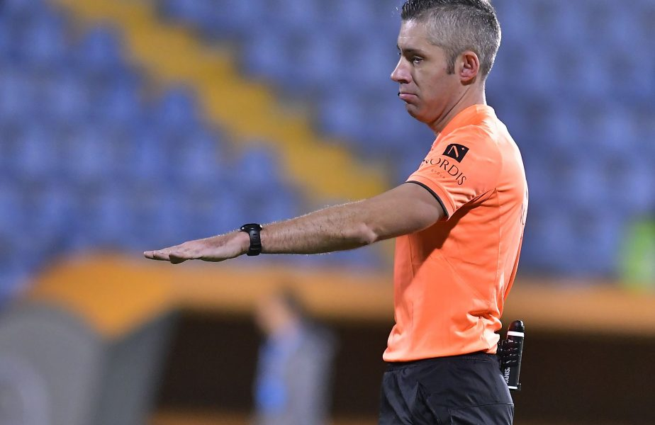NEWS ALERT | Radu Petrescu va arbitra FCSB – CFR Cluj, meciul care poate încinge și mai tare lupta la titlu