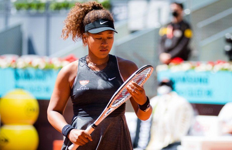 """Naomi Osaka s-a retras de la Roland Garros 2021! """"Mă simţeam vulnerabilă şi anxioasă"""". Ana Bogdan merge direct în turul al 3-lea"""
