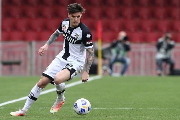 Dennis Man, primul gol la Parma