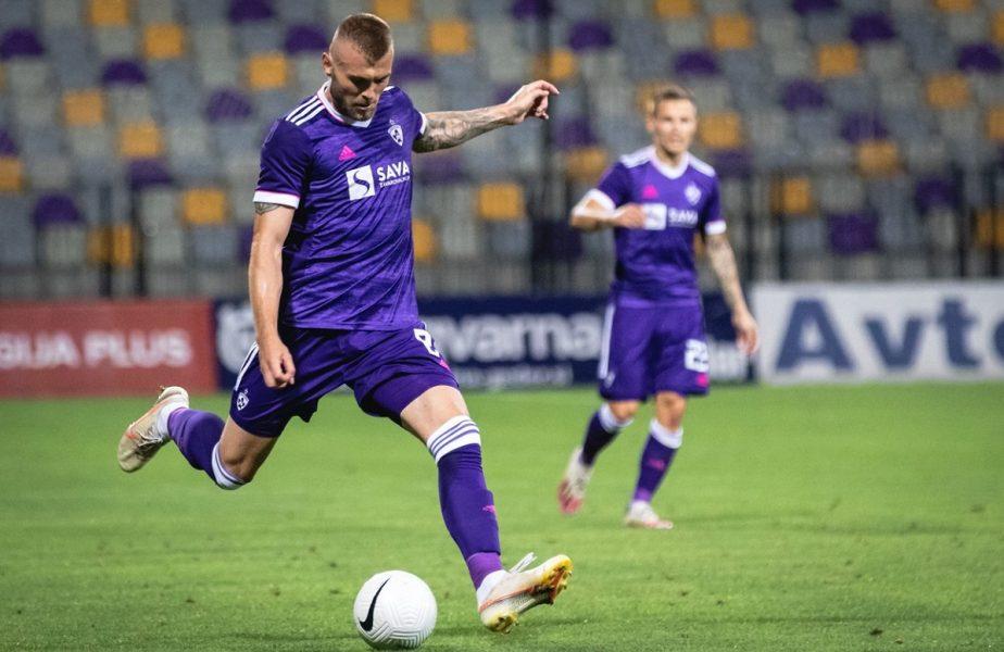 Alexandru Creţu, la un pas de FCSB! Internaţionalul român e OUT de la Maribor. Gigi Becali i-a făcut deja o ofertă