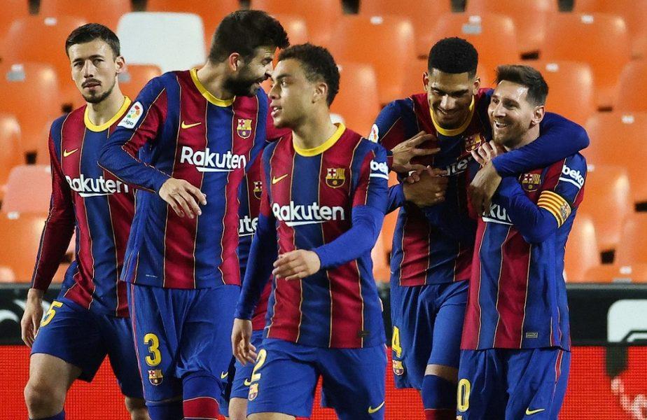 Lionel Messi, mutare de titlu. Şi-a chemat, în premieră, toţi coechipierii la el acasă! Ce s-a întâmplat înaintea derby-ului Barcelona-Atletico