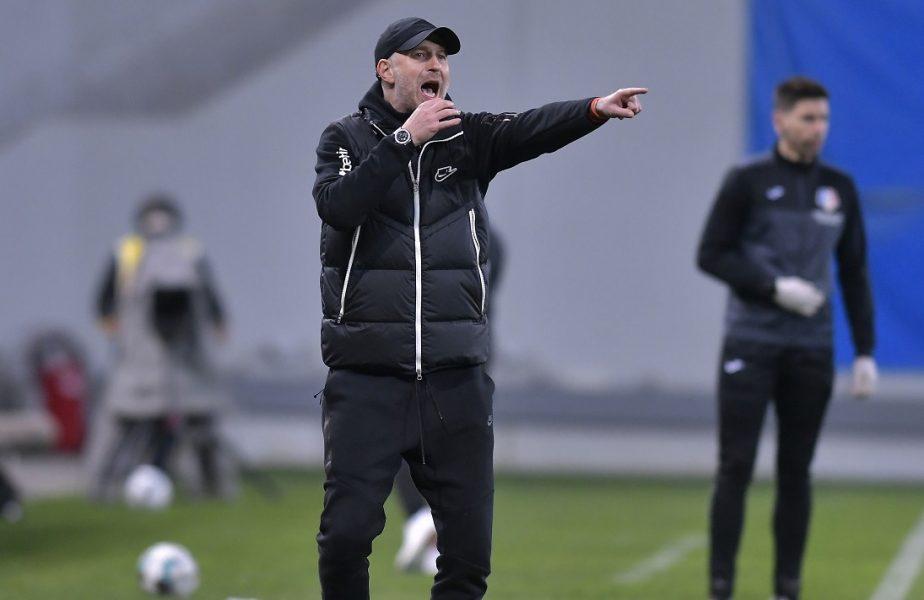 """FCSB – CFR Cluj 1-1. Edi Iordănescu şi-a """"urecheat"""" elevii: """"Penalty comis în disperare de cauză!"""" Ce l-a deranjat pe antrenorul ardelenilor: """"Nu-i normal!"""""""