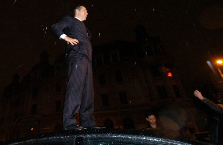 """Bolidul pe care îl conducea Gigi Becali în momentul în care a fost prins de poliţie cu 103 km/h. """"E numai unul în România!"""""""