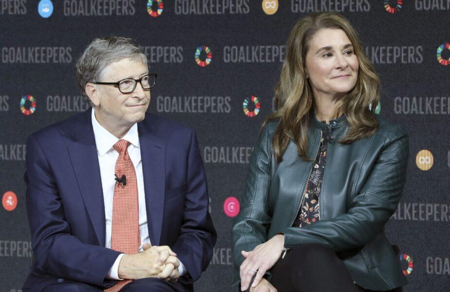 Bill şi Melinda Gates