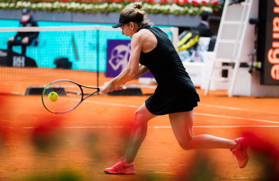 Simona Halep – Elise Mertens 6-4, 5-7, 5-7. Simona, eliminată dramatic în optimile de finală de la Madrid!