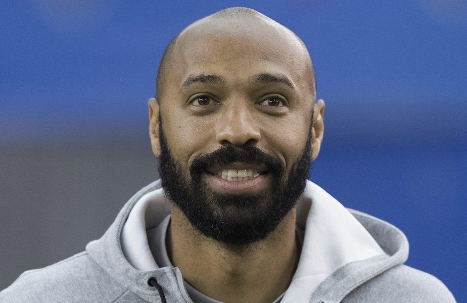 """Încep negocierile pentru cumpărarea lui Arsenal! Thierry Henry, detalii despre oferta de 1.8 miliarde de lire sterline. """"Este de mult timp fanul echipei!"""""""
