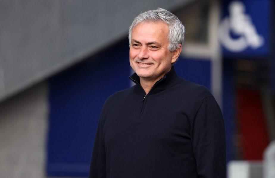 "OFICIAL | Jose Mourinho, noul antrenor de la AS Roma! Mutare şoc în fotbalul mondial. ""The Special One"", retrogradat în ""liga a treia"" a cupelor europene"