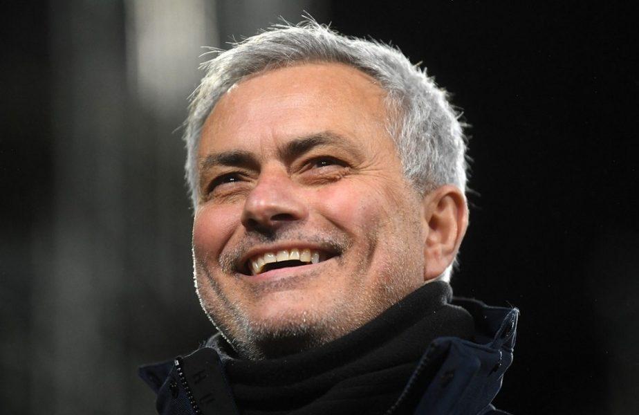 """Jose Mourinho, prima reacţie după ce a semnat cu AS Roma: """"Abia aştept să înceapă următorul sezon!"""" Motivul pentru care """"The Special One"""" revine în Serie A după 11 ani"""