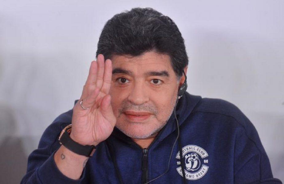 """""""Maradona ar fi avut şanse mai mari de supravieţuire!"""" Anchetă cu privire la decesul lui """"El Pibe D'Oro"""". Ce se prezintă în raportul experţilor medicali"""