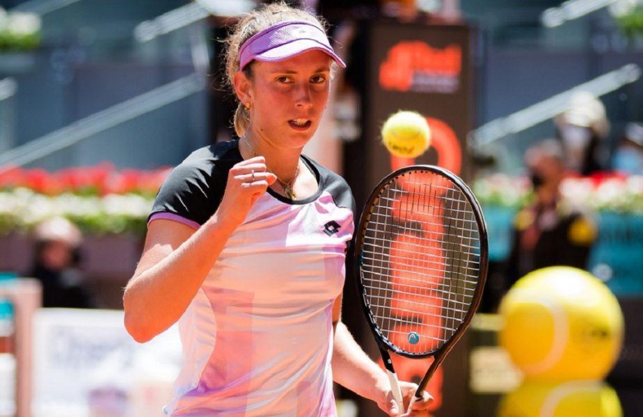 """Simona Halep – Elise Mertens 6-4, 5-7, 5-7   Prima reacţie a belgiencei după ce a învins-o pe Simona. """"Nu am timp să sărbătoresc!"""""""