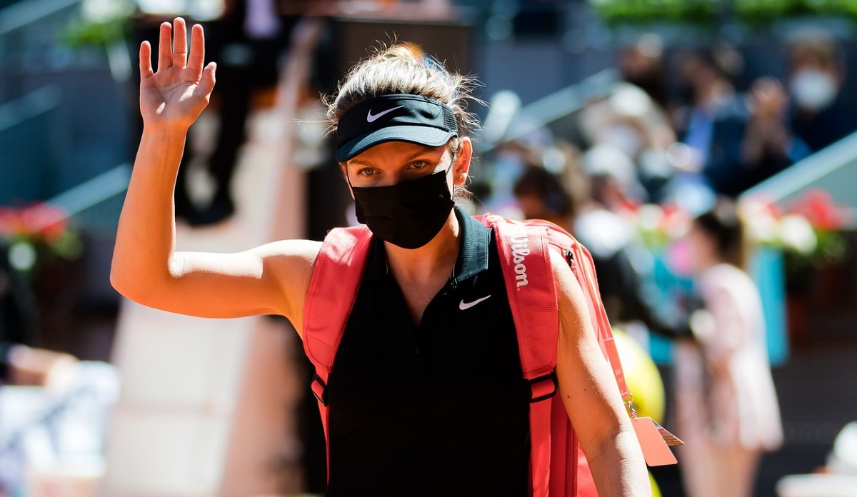 Simona Halep, învinsă în optimile de finală