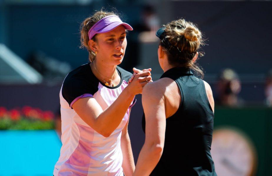 """Simona Halep – Elise Mertens 6-4, 5-7, 5-7. Mertens, declaraţii uriaşe pentru Simona: """"Este unul dintre marile momente ale carierei mele"""""""