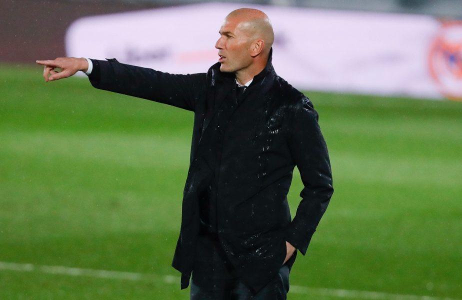 Chelsea – Real Madrid | A surprins discursul lui Zinedine Zidane de pe Stamford Brigde. Ce le-a spus jucătorilor înainte de returul semifinalei Ligii Campionilor