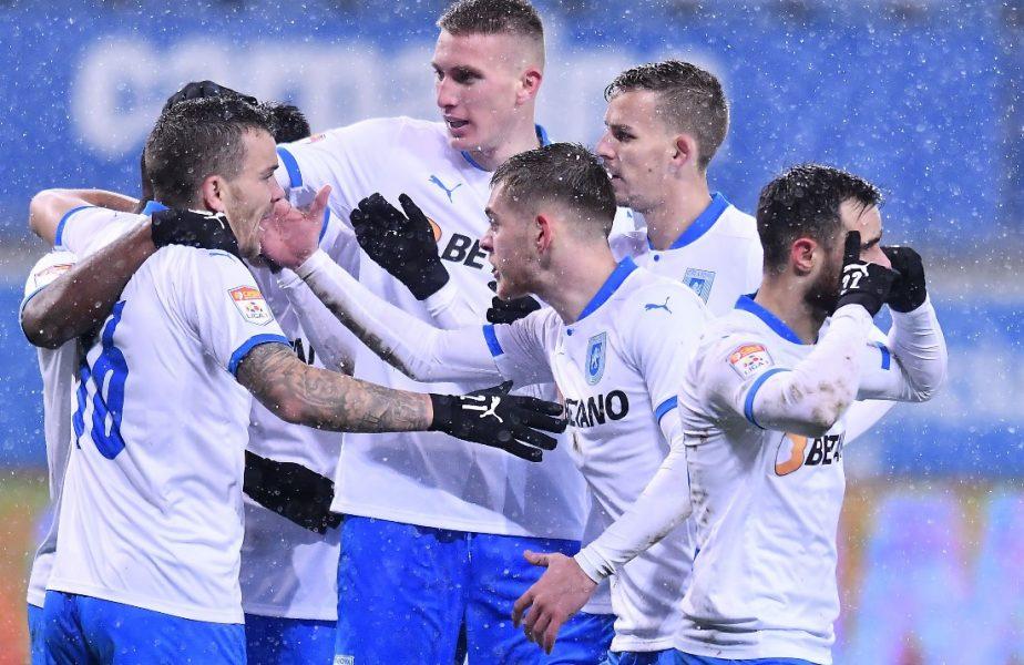 """Un jucător de la Universitatea Craiova a semnat cu o altă echipă de play-off fără să anunţe pe nimeni. """"Parcă mi-a dat cineva un ciocan în cap"""""""