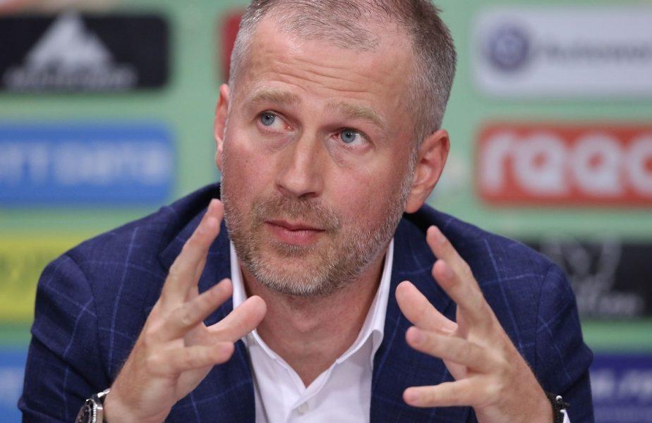 """Edi Iordănescu, prima reacţie după ce şi-ar fi anunţat plecarea de la CFR Cluj la finalul sezonului. """"De când am venit aici, suntem pe plus!"""""""