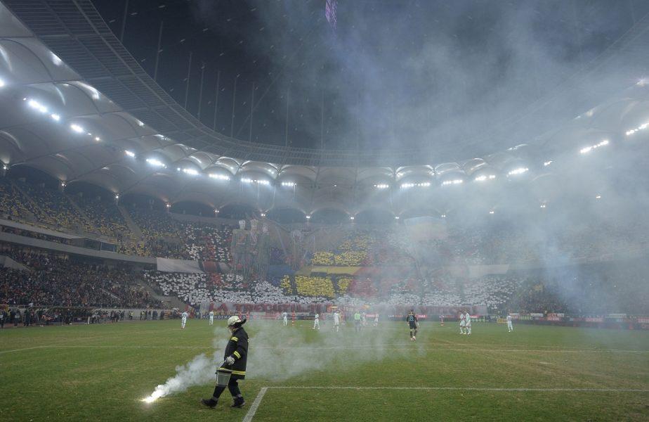 Liga 1 s-ar putea bucura din nou de fani în tribune! Persoanele vaccinate ar urma să aibă acces pe stadioane