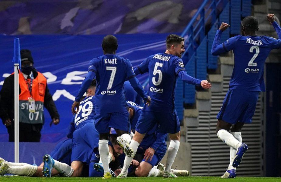 VIDEO | Nebunie totală în vestiarul lui Chelsea după victoria cu Real Madrid. Angajaţii clubului s-au alăturat petrecerii. Dansuri fabuloase!