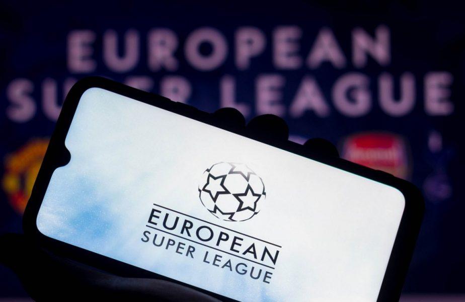 Probleme uriaşe pentru patru fondatoare ale Super Ligii Europei. UEFA vrea să le dea exemplu! Suspendarea drastică pe care o riscă granzii