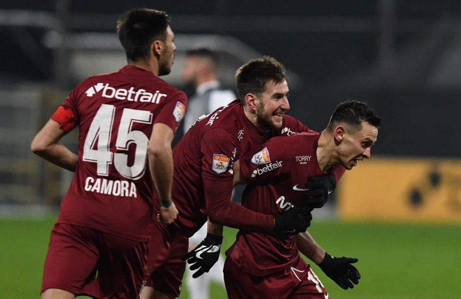 Academica Clinceni – CFR Cluj 0-1 | Victorie specialitatea casei pentru echipa lui Edi Iordănescu! Ardelenii, la cinci puncte de rivala FCSB