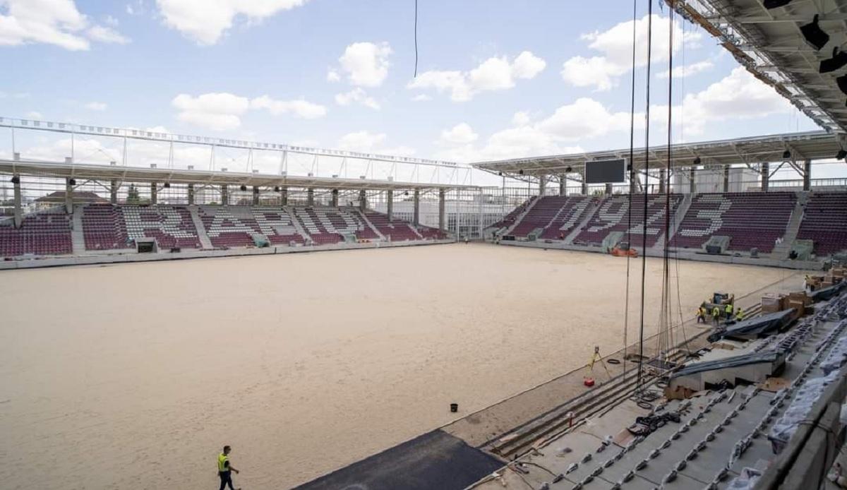 Rapid nu poate juca pe stadion Giuleşti în 2021