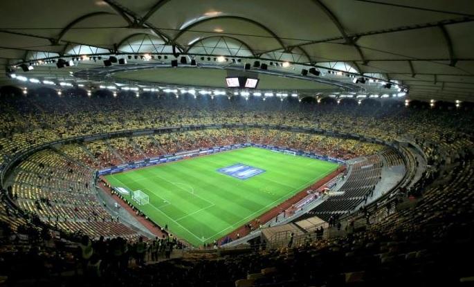 Euro 2020 | Fără fan zone la Bucureşti, pentru meciurile de pe Arena Naţională! Spectacol doar pe stadion