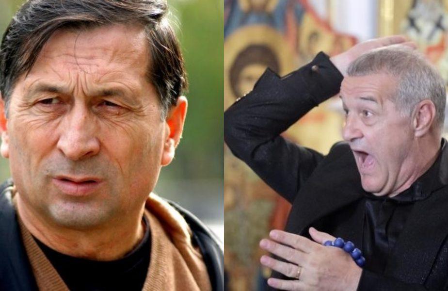 """Gigi Becali vs Ion Crăciunescu, momente tensionate în direct. """"Mai consultați și voi alți specialiști în arbitraj"""" / """"Nu ne mai dați sfaturi, că nu știți nici de echipa dumneavoastră"""""""