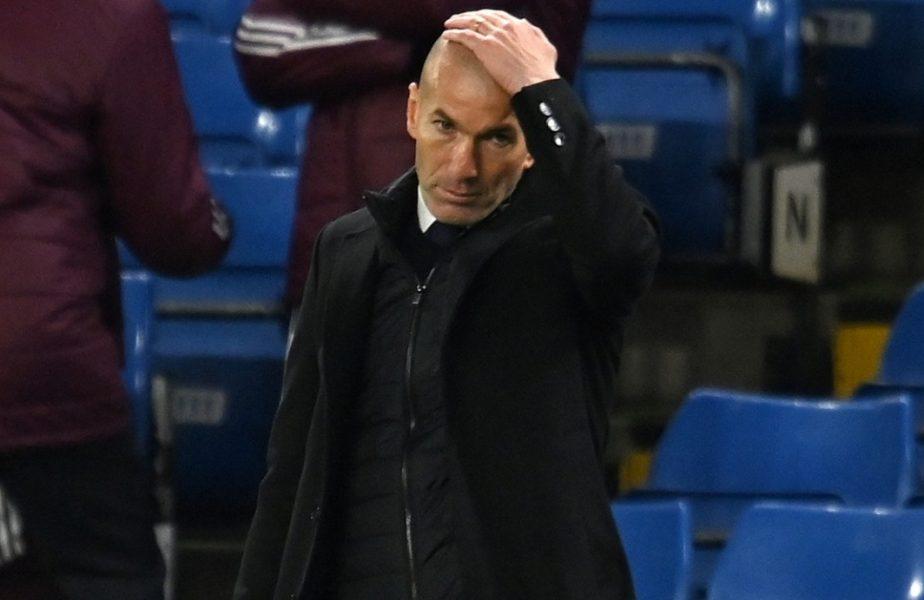 Zinedine Zidane a decis să plece de la Real Madrid. Anunţ şoc din Spania! Condiţiile în care francezul l-ar putea antrena din nou pe Cristiano Ronaldo