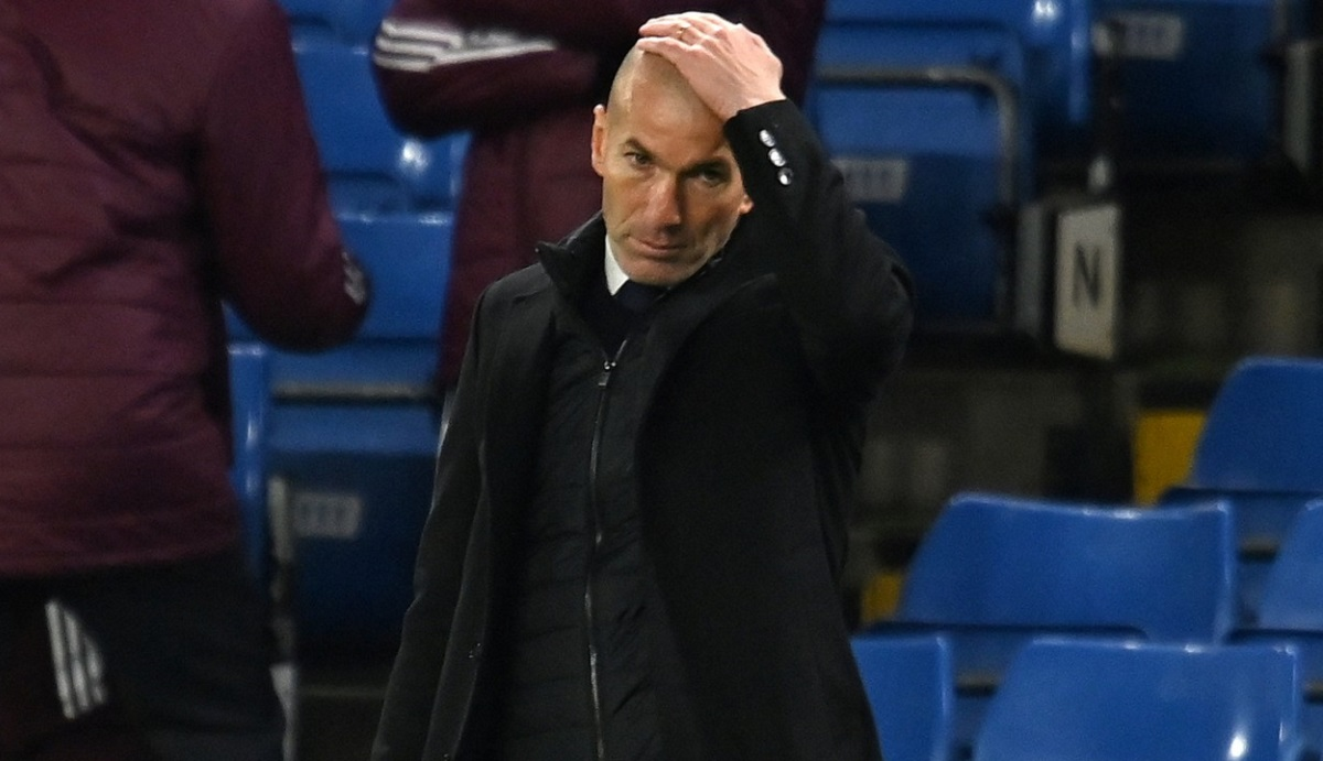 Zinedine Zidane este hotărât să demisioneze de la Real Madrid