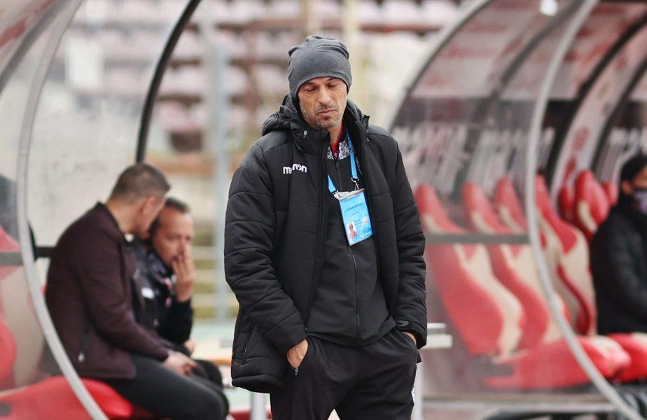 Bogdan Andone a plecat de la FC Voluntari! Cine îi ia locul să îi scape pe ilfoveni de la retrogradare
