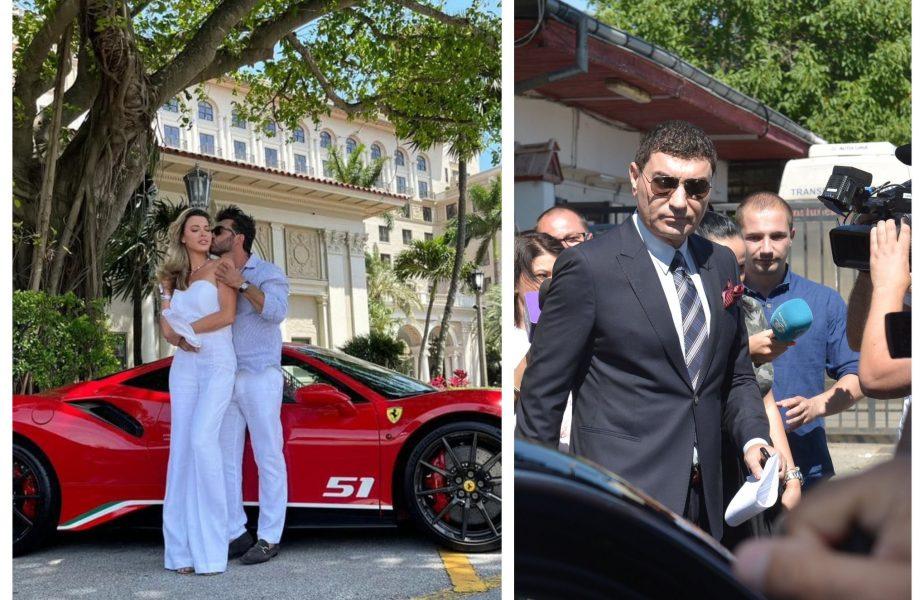 Gestul surprinzător făcut de Claude,după ce Alina Vidican i-a cerut voie lui Borcea să se logodească cu el. Ce reacţie a avut milionarul brazilian