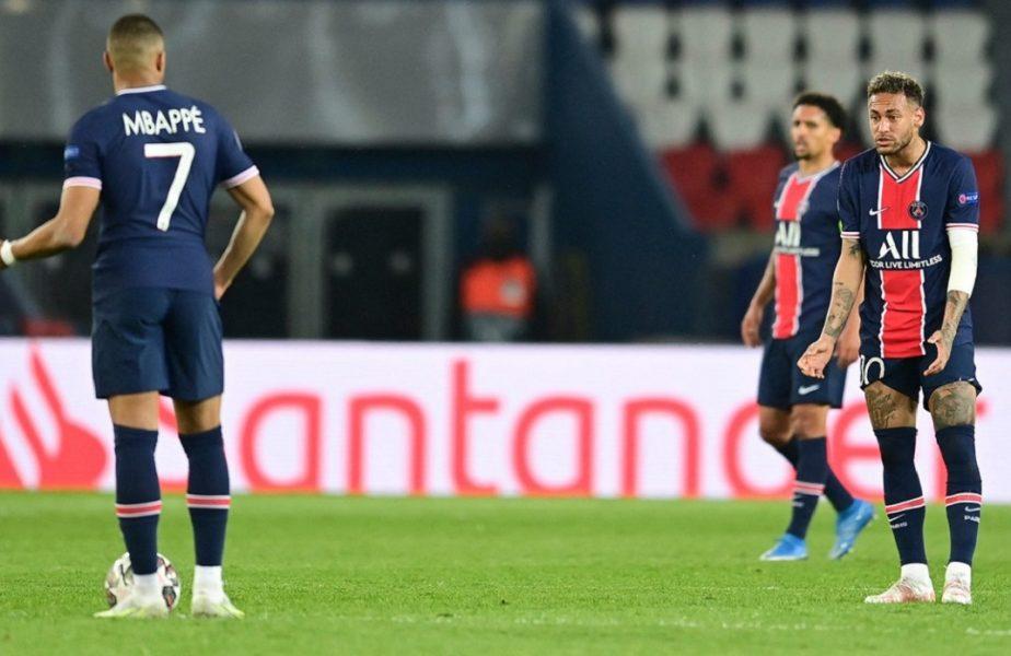PSG tremură în Franța! Neymar și Mbappe riscă să rateze și titlul, după eliminarea din Champions League. Burak Yilmaz, gol de pus în ramă în Lens – Lille 0-3