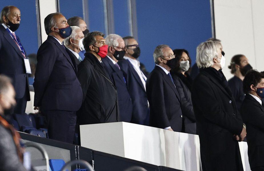 Real Madrid, Barcelona şi Juventus au reacţionat după ce au fost ameninţate cu sancţiuni dure de UEFA