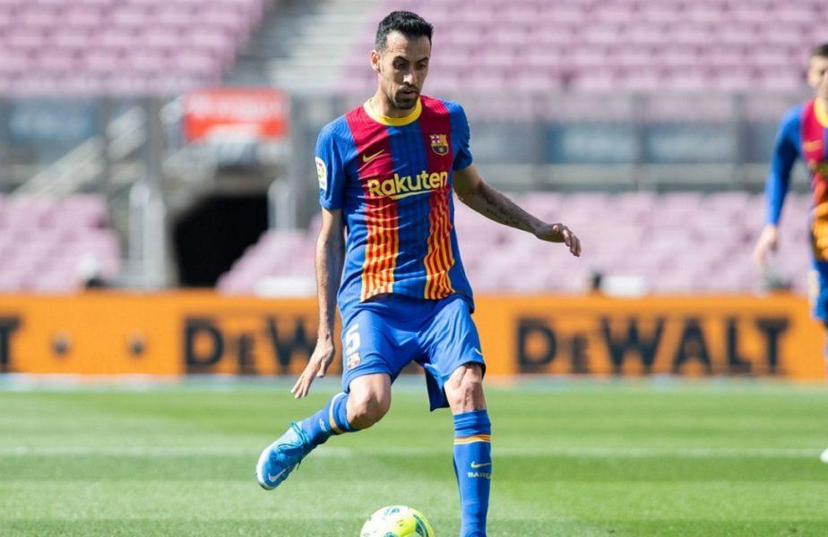 Sergio Busquets, accidentare horror! Verdictul medicilor după ce fotbalistul Barcelonei a fost dus de urgență la spital