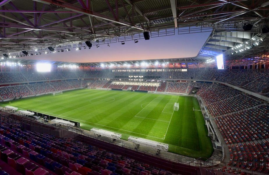 """Unul din şefii FRF îl susţine pe Gigi Becali: """"Un stadion din bani publici e deschis oricui"""". Ironie despre inaugurarea arenei din Ghencea cu un meci de rugby"""