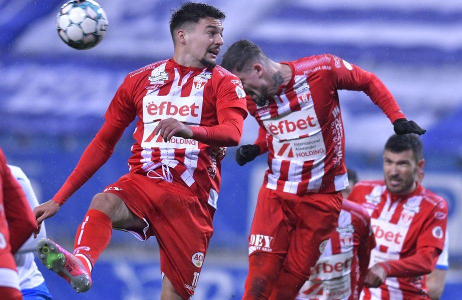 """Adrian Petre, pus la zid de Laszlo Balint după UTA – Poli Iaşi 1-2: """"E bătaie de joc!"""" Cum îşi explică fostul atacant de la FCSB forma dezastruoasă"""