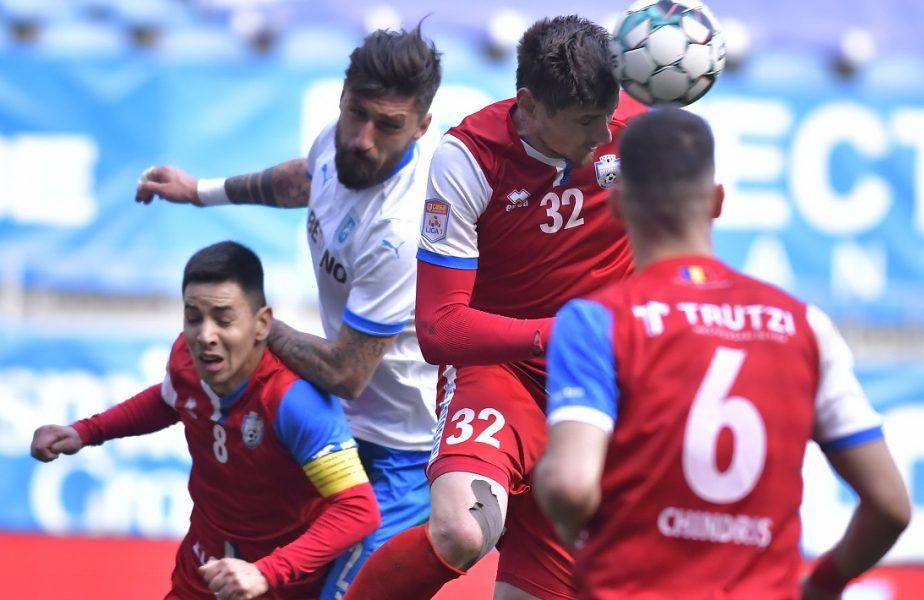 Craiova – FC Botoșani 2-3 | Oltenii spun adio titlului, după un meci nebun! Au fost cinci goluri şi trei eliminări! Papa a adus victoria în minutul 88