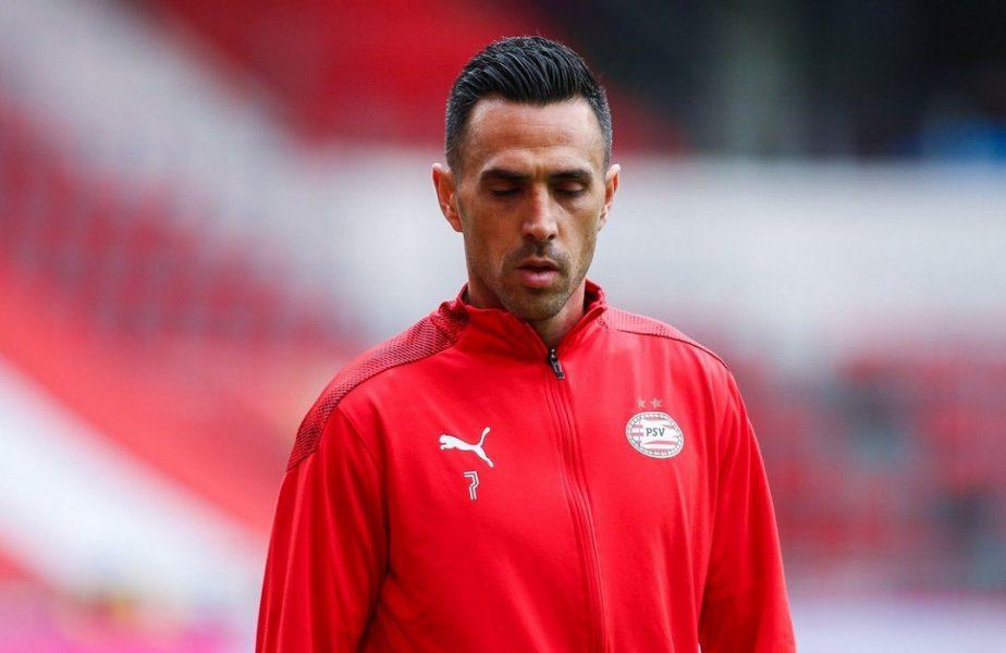 """Eran Zahavi a trecut prin momente de groază! Hoţii i-au sechestrat soţia şi cei trei copii: """"Eram neputincioşi!"""" Vedeta lui PSV a urmărit live jaful"""
