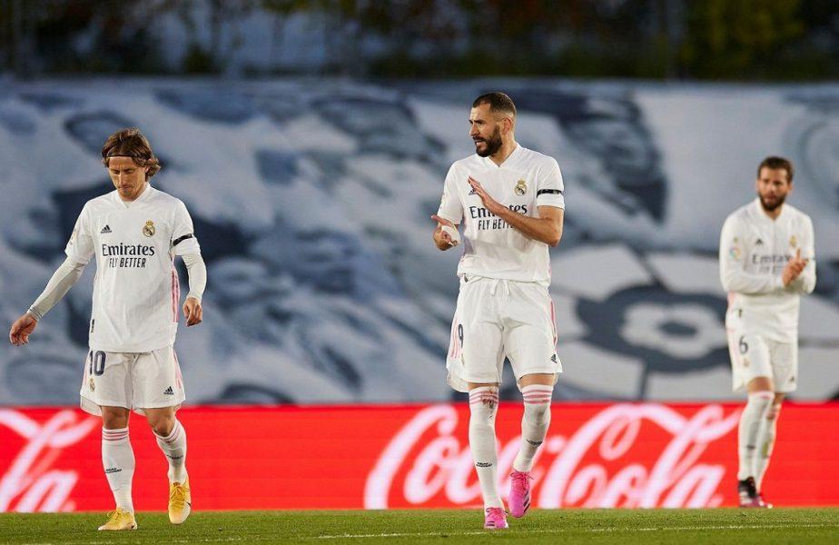 Real Madrid – Sevilla 2-2 | Final nebun în La Liga! Cum arată clasamentul înaintea ultimelor trei etape + Fază uluitoare! Penalty-ul lui Real a devenit penalty pentru Sevilla