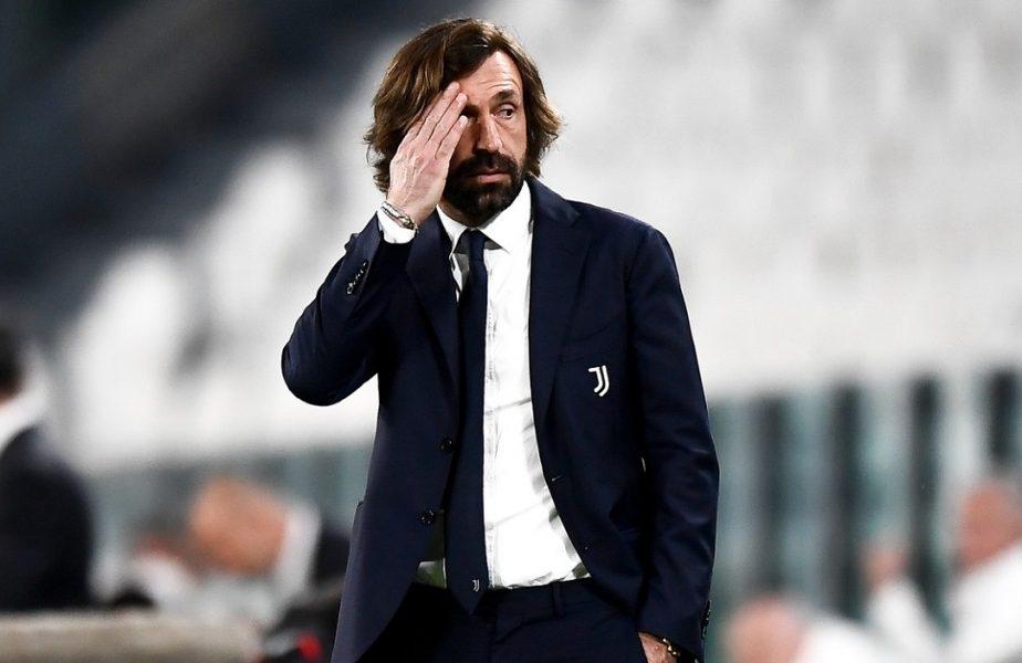 """Andrea Pirlo, reacţie categorică după umilinţa din Juventus – AC Milan 0-3. """"Să demisionez?"""". Ce a spus despre viitorul său"""