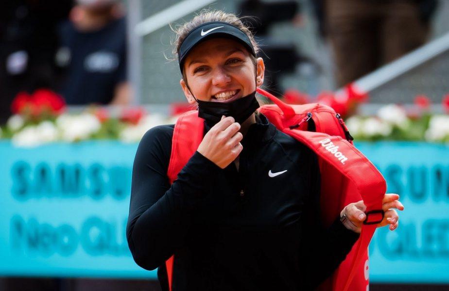 """Simona Halep se simte excelent la Roma: """"Totul e fantastic aici"""". Ce spune despre apărarea trofeului şi ce a surprins-o înainte de Roland Garros"""